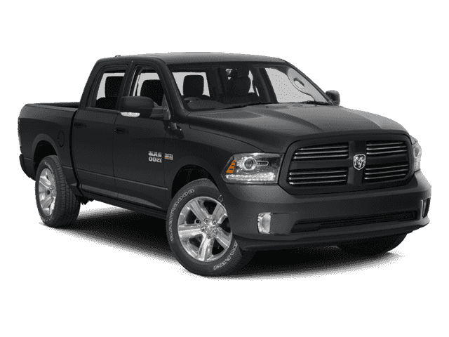 Pre-Owned 2014 RAM 1500 Sport 4WD
