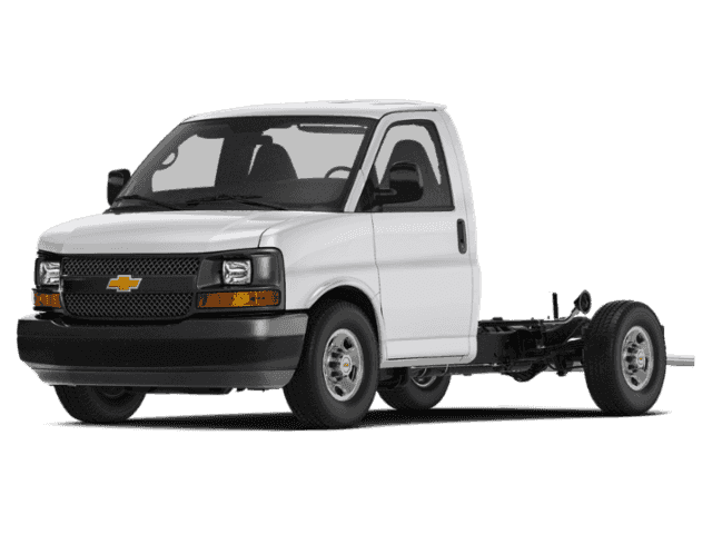 New 2020 Chevrolet Express Cutaway 4500 177