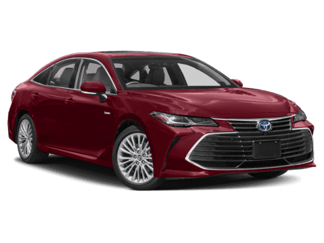 New 2020 Toyota Avalon