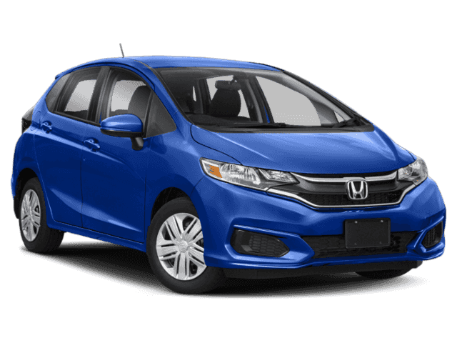 New 2020 Honda Fit FIT