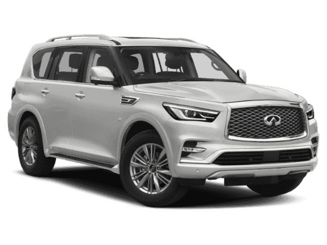 New 2019 INFINITI QX80 Base