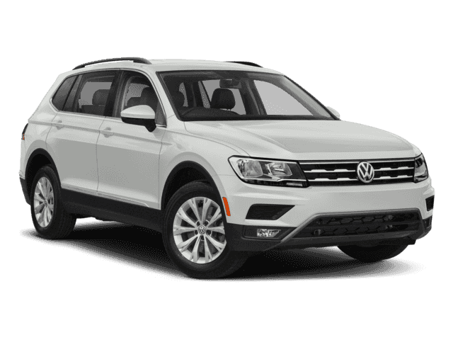 New 2018 Volkswagen Tiguan Trendline 2.0 8sp at w/Tip 4MOTION AWD