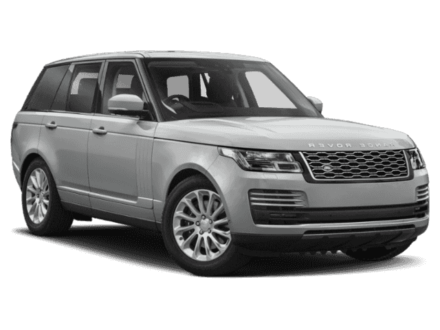 New 2019 Land Rover Range Rover SC