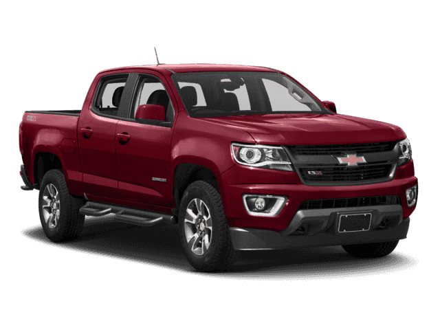 Chevy Colorado Crew Cab >> New 2018 Chevrolet Colorado Z71 4d Crew Cab In Parkersburg 233830