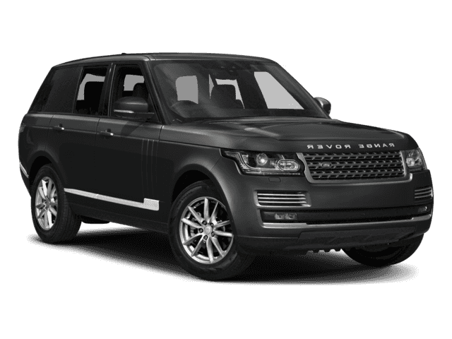 Pre-Owned 2017 Land Rover Range Rover 3.0L V6 Turbocharged Diesel Td6