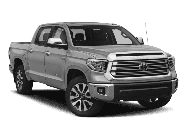 New 2018 Toyota Tundra Limited