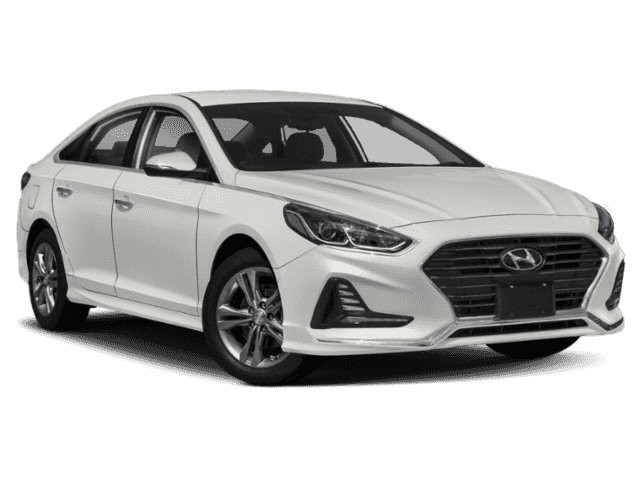 New 2019 Hyundai Sonata SE FWD 4D Sedan