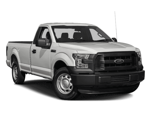 New Ford F-150 Regular Cab XL