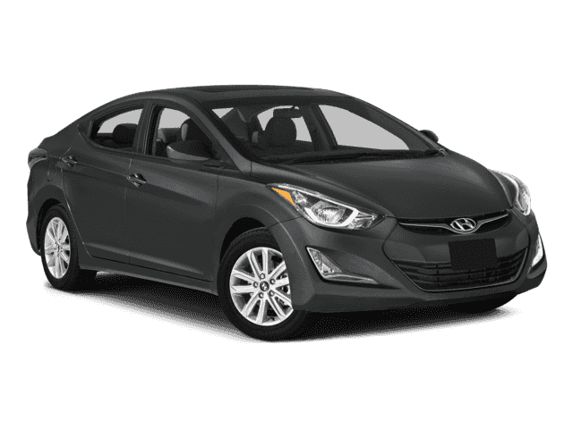 Pre-Owned 2015 Hyundai Elantra Limited FWD 4D Sedan