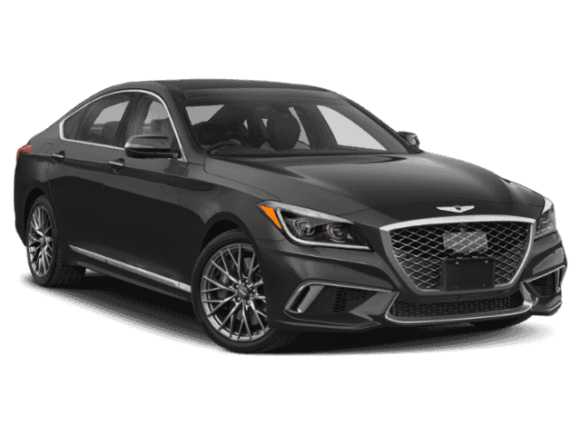 New 2019 Genesis G80 3.3T Sport Rear Wheel Drive 4dr Car