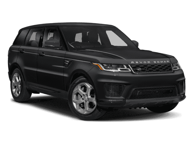 New 2018 Land Rover Range Rover Sport SE With Navigation & 4WD