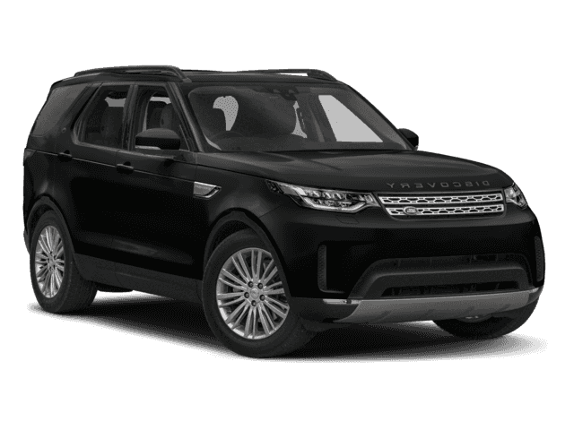 New 2018 Land Rover Discovery HSE Luxury Four Wheel Drive Sport Utility