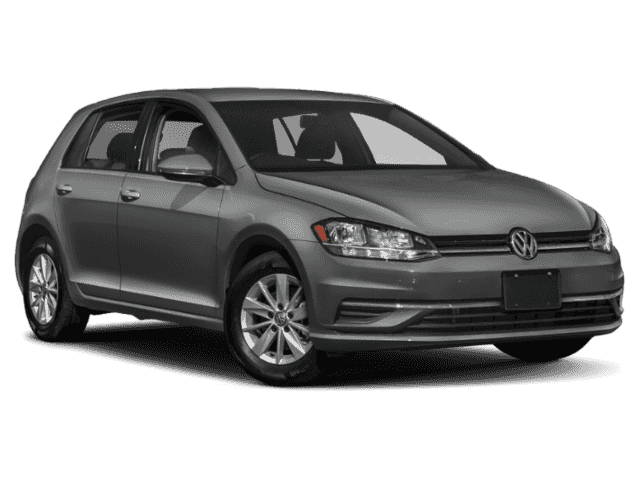 New 2019 Volkswagen Golf 1.4T S