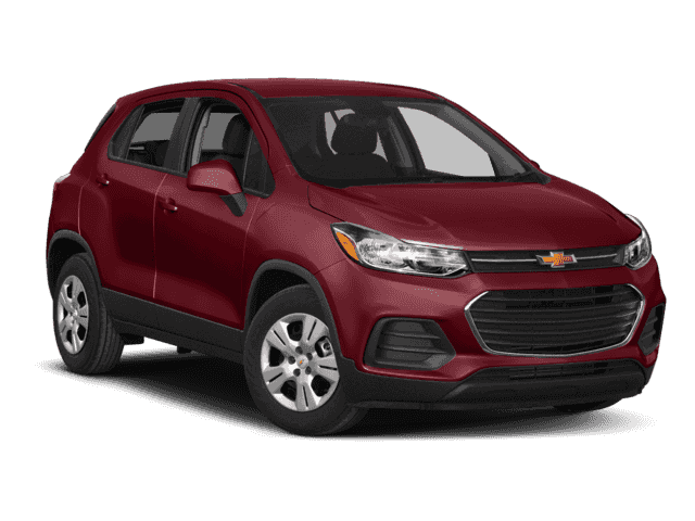 Pre-Owned 2017 Chevrolet Trax AWD 4dr LS