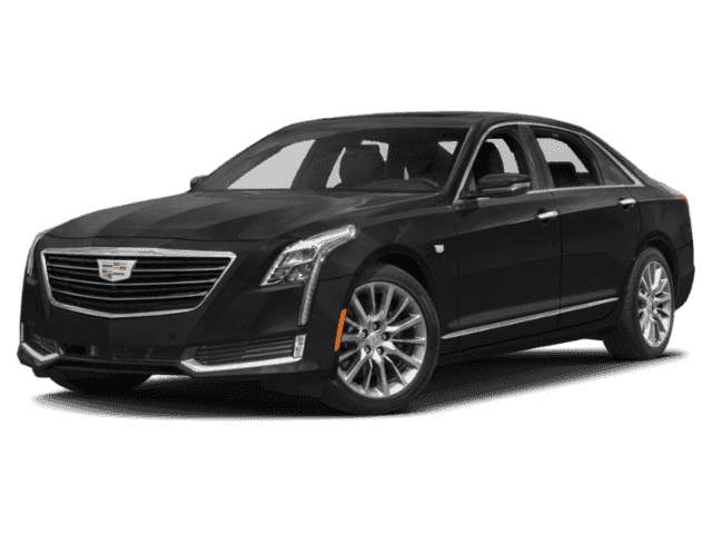 New 2018 Cadillac CT6 3.6L Premium Luxury AWD 4D Sedan