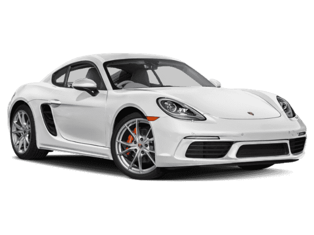 New 2018 Porsche 718 Cayman S RWD Coupe