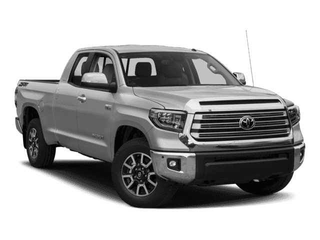 New Toyota Tundra Limited