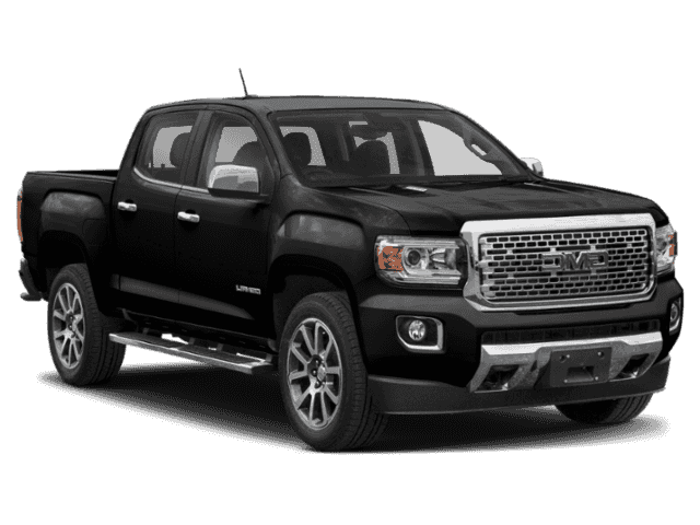 New 2019 GMC Canyon 2WD Denali