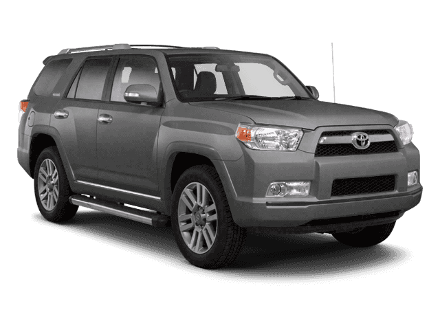 Pre-Owned 2011 Toyota 4Runner 4WD 4dr V6 Trail