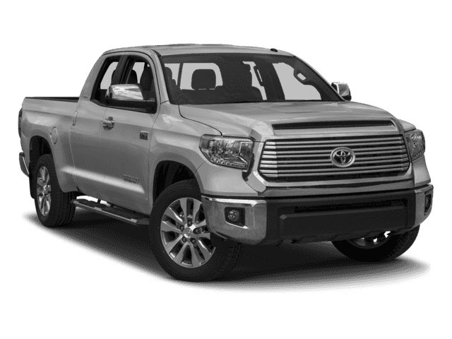 Pre-Owned 2017 Toyota Tundra Limited Double Cab 6.5' Bed 5.7L