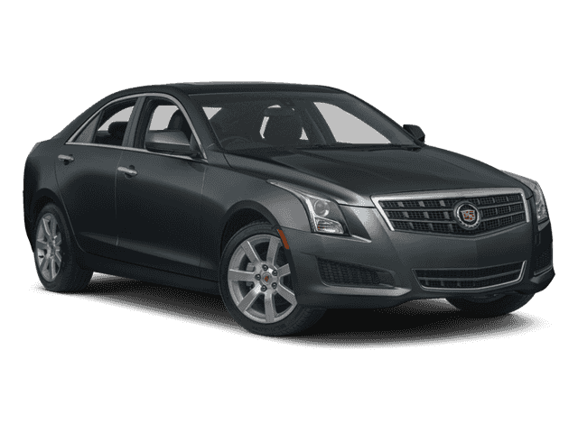 Pre-Owned 2013 Cadillac ATS 2.0L Turbo AWD