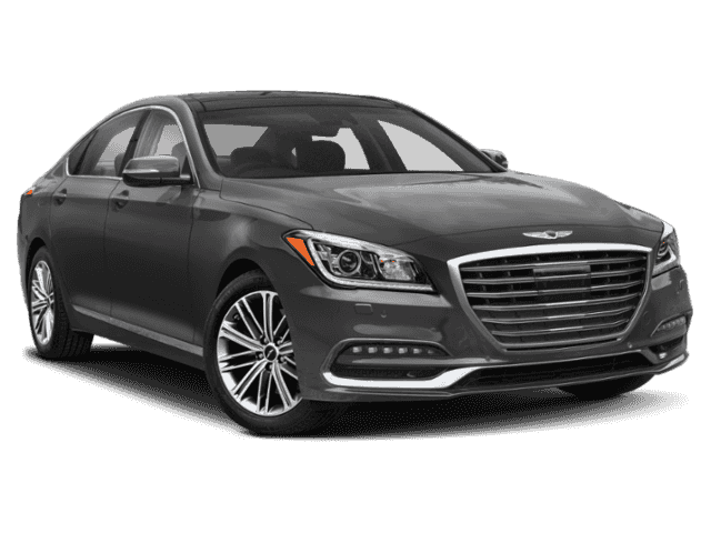 New 2019 Genesis G80 3.8 With Navigation & AWD