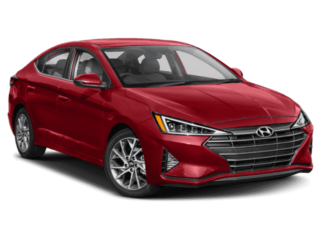 New 2019 Hyundai Elantra Limited FWD Sedan