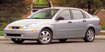 Pre-Owned 2004 FORD FOCUS LX Sedan 4