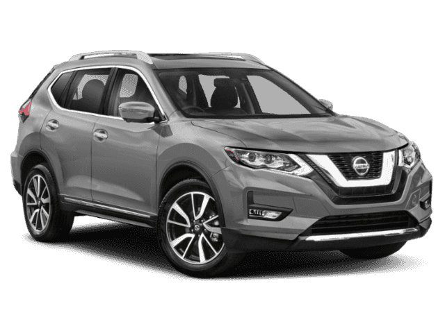 New 2020 Nissan Rogue SL w/ Premium Package