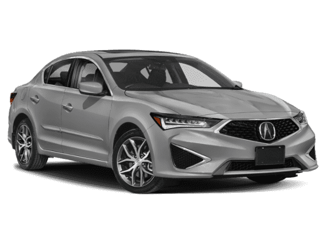 New 2019 Acura ILX Premium Package