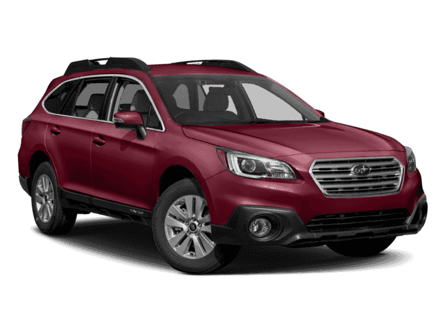 New 2017 Subaru Outback 2.5i AWD