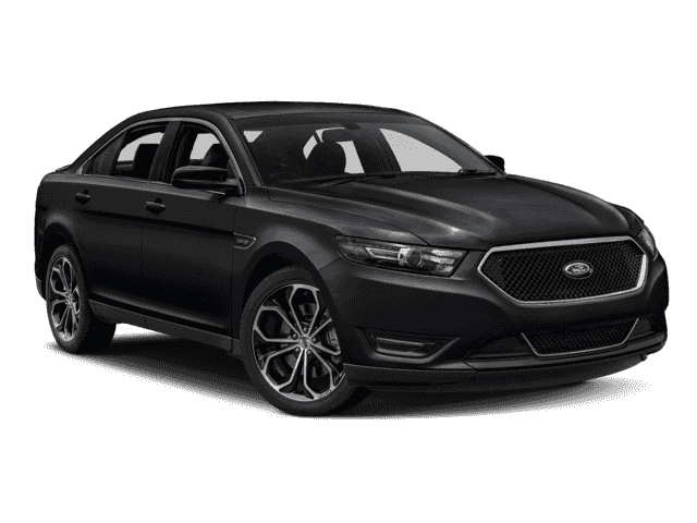 New Ford Taurus SHO
