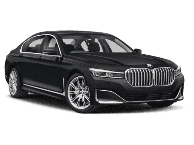 Demo 2020 BMW 7 Series 740i