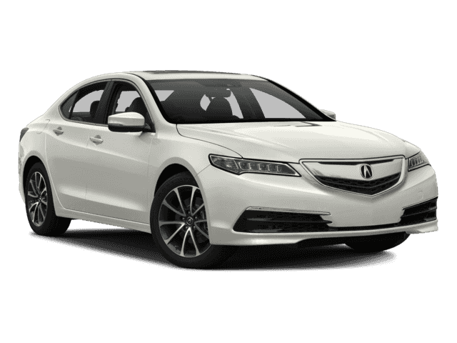 New 2016 Acura TLX V6 Tech