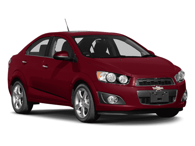 Pre-Owned 2014 CHEVROLET SONIC LT Sedan 4