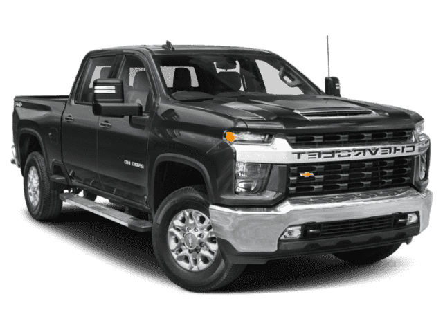New 2020 Chevrolet Silverado 2500HD 4WD Crew Cab 159 High Country