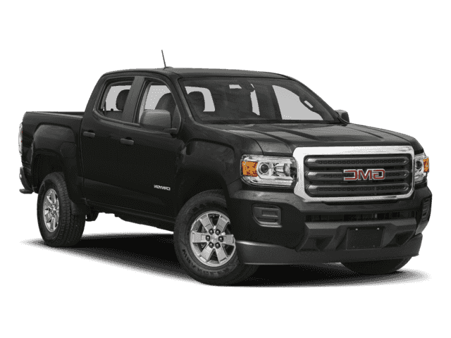 Pre-Owned 2018 GMC Canyon Base