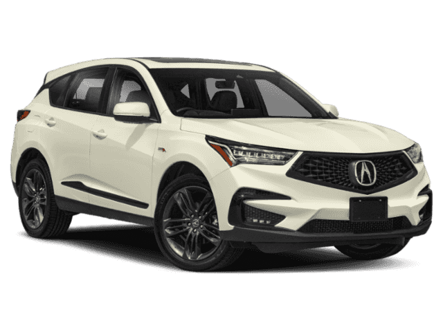 New 2019 Acura RDX A-Spec AWD