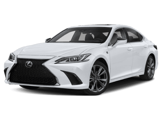 New 2020 Lexus ES 350 F SPORT - In-Stock