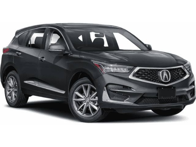 New 2019 Acura Rdx Awd W Technology Pkg Sport Utility In Boise