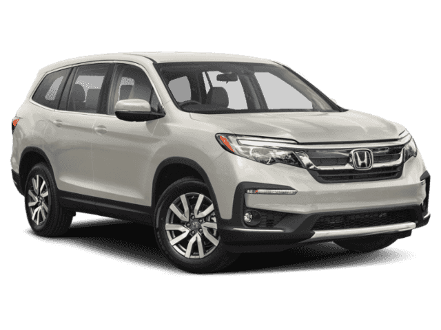 New 2020 Honda Pilot AWD EX