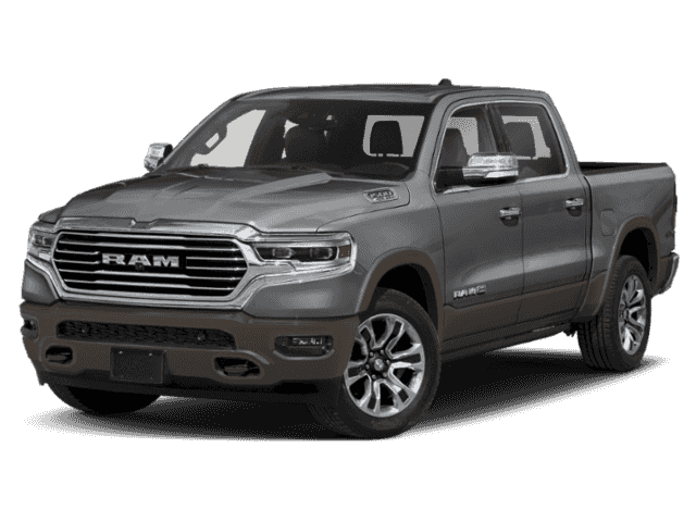 New 2019 RAM All-New 1500 4WD Longhorn Crew Cab