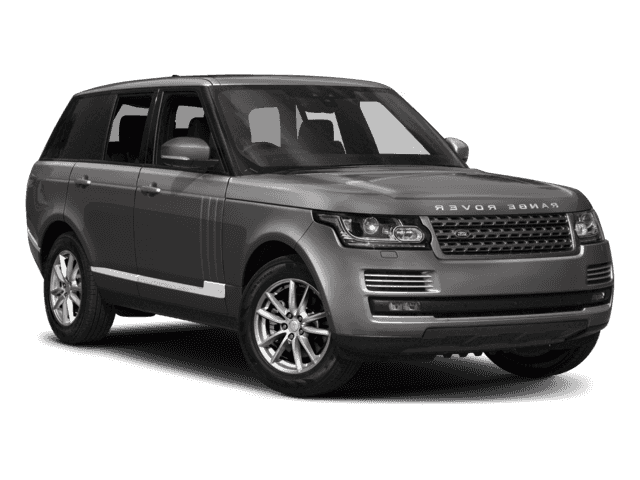New 2017 Land Rover Range Rover SC With Navigation & 4WD
