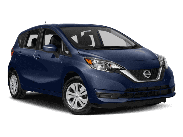 New 2018 Nissan Versa Note SV