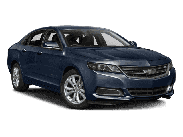 Pre-Owned 2016 CHEVROLET IMPALA LT Sedan 4