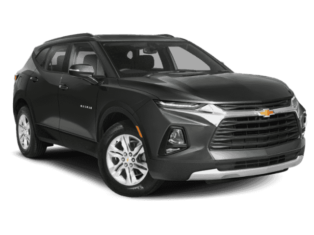 New 2019 Chevrolet Blazer L