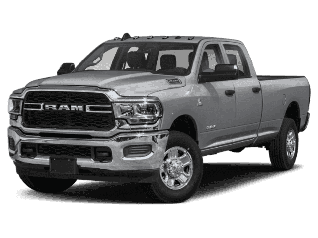New 2020 RAM 2500 Tradesman 4x4 Crew Cab 6'4 Box