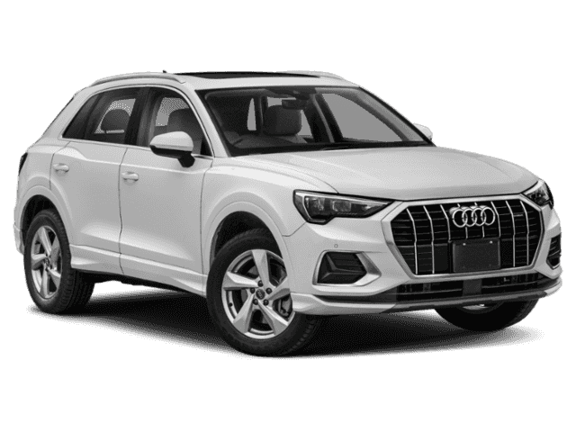 New 2020 Audi Q3 Progressiv *DEMO*