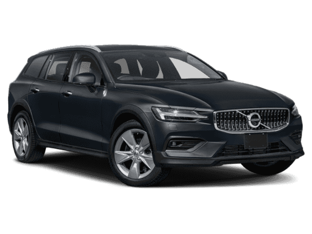 New 2020 Volvo V60 Cross Country BASE