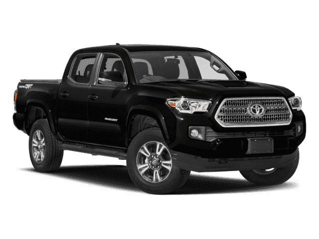 New 2018 Toyota Tacoma 4x4 TRD Sport 4dr Double Cab 6.1 ft LB